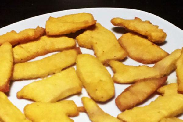 Bastoncini di pollo (caro il mio Piaget)