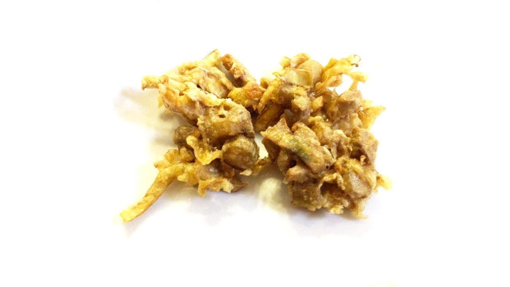 Frittelle di carciofi