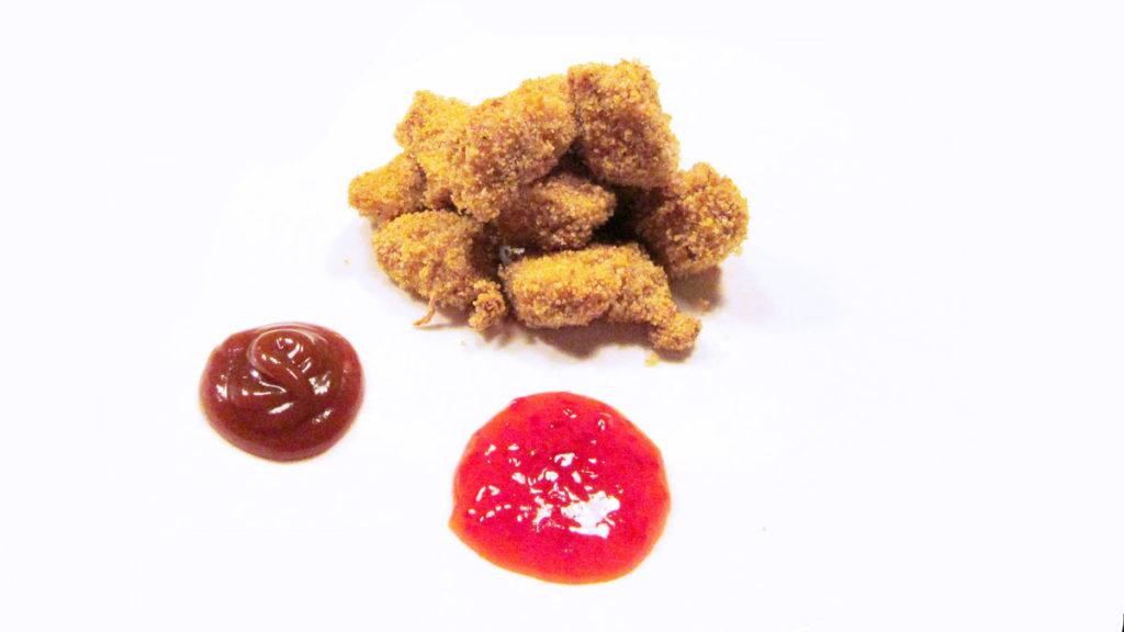 Palle di pollo