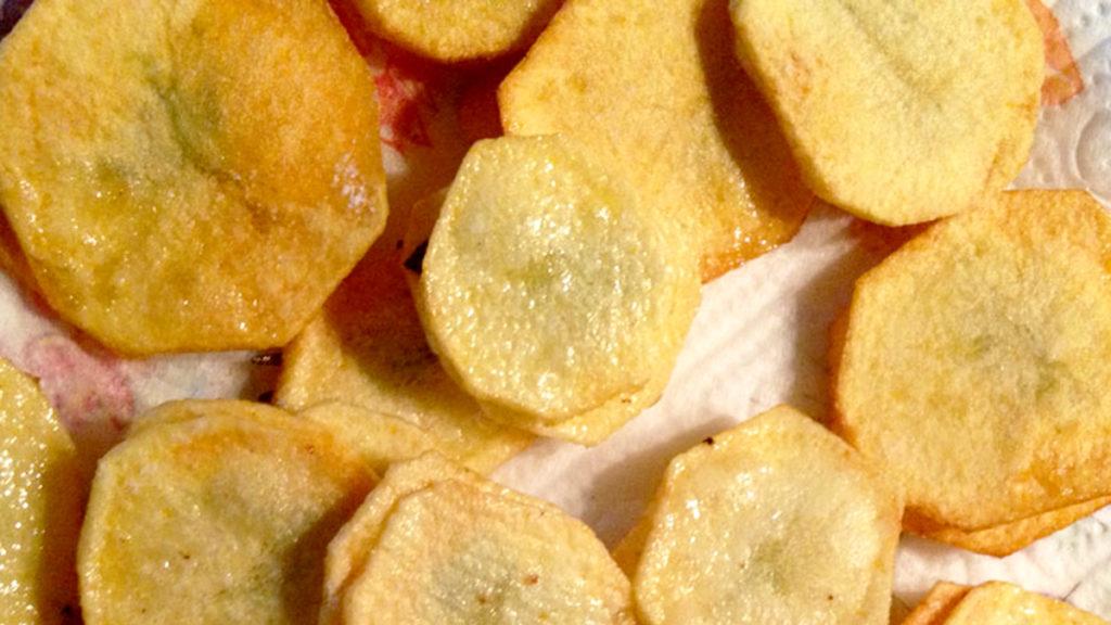 Patate fritte (se vi piace chiamatele così)