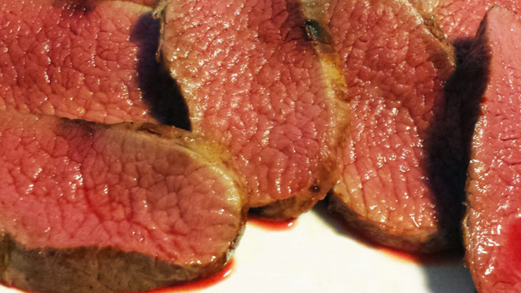 Carne a bassa temperatura
