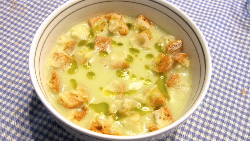 Fresca insalata estiva (Zuppa invernale)